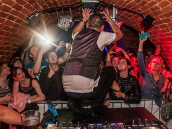 Craig Charles - The Buttermarket