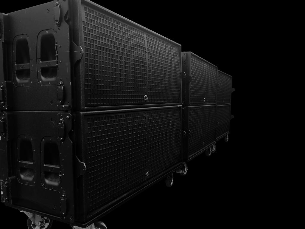 DAS Audio LX218A Subwoofers